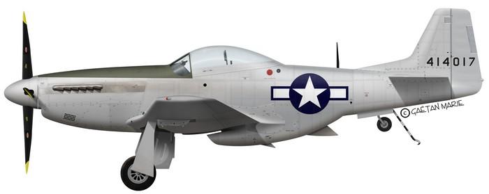 Mustang Naval Testac